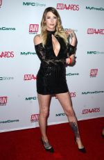 CASEY KISSES at AVN Awards Nominations Announcement in Hollywood 11/21/2019