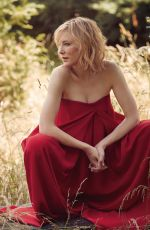CATE BLANCHETT in Natural Style Magazine, December 2019