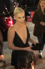 CHARLIZE THERON Arrives at Bombshell Screening in Westwood 12/10/2019