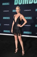 CHARLIZE THERON at Bombshell Special Screening in Westwood 12/10/2019