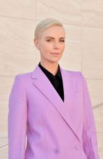 CHARLIZE THERON at The Hollywood Reporetr