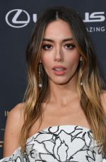 CHLOE BENNET at 18th Annual Unforgettable Gala in Beverly Hills 12/14/2019