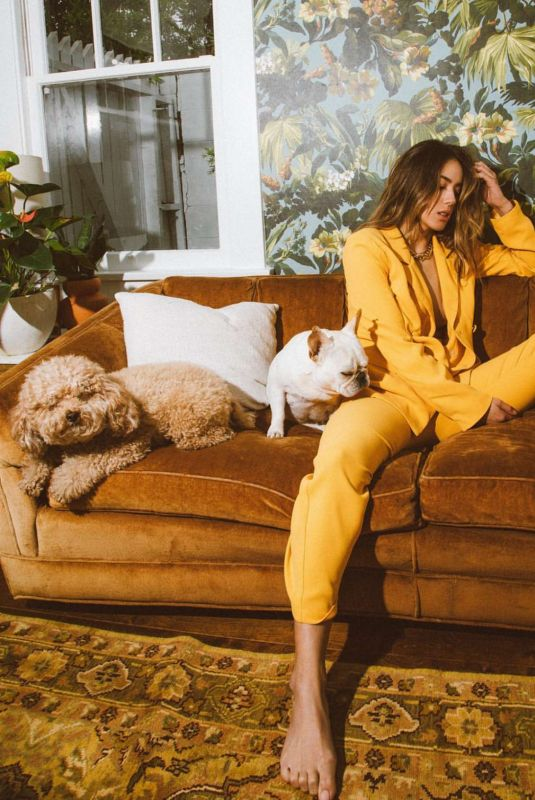 CHLOE BENNET at a Photoshoot, 2019