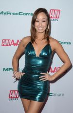 CHRISTY LOVE at AVN Awards Nominations Announcement in Hollywood 11/21/2019