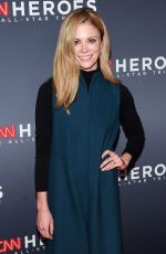 CLAIRE COFFEE at CNN Heroes 2019 in New York 12/08/2019