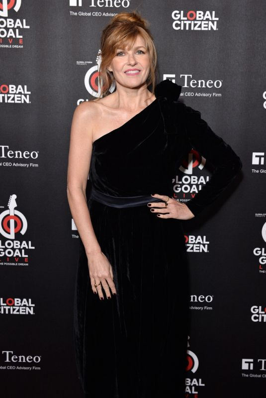 CONNIE BRITTON at Global Citizen Prize 2019 in London 12/13/2019