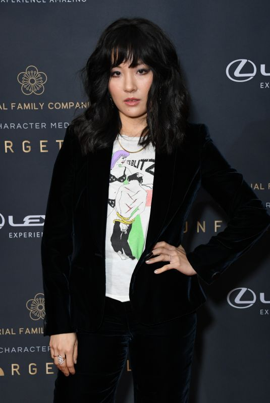 CONSTANCE WU at 18th Annual Unforgettable Gala in Beverly Hills 12/14/2019