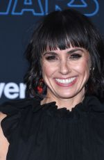 CONSTANCE ZIMMER at Star Wars: The Rise of Skywalker Premiere in Los Angeles 12/16/2019