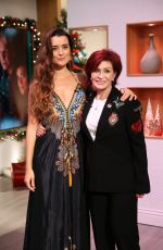 COTE DE PABLO at The Talk 12/17/2019