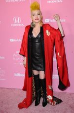 CYNDI LAUPER at Billboard Women in Music 2019 in Los Angeles 12/12/2019