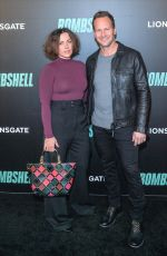 DAGMARA DOMINCZYK at Bombshell Premiere in New York 12/16/2019