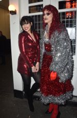 DAISY LOWE at Absolute Crackers Christmas Party in London 12/16/2019