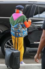 DAISY RIDLEY Arrives at Los Angeles International Airport 12/05/2019