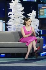 DAISY RIDLEY at Little Late with Lilly Singh 12/17/2019