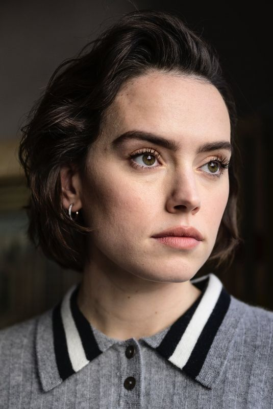 DAISY RIDLEY for USA Today, December 2019