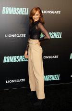 DANIELLE MOINET at Bombshell Premiere in New York 12/16/2019