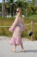 DAPHNE GROENEVELD in Bikini at Miami Beach 12/05/2019