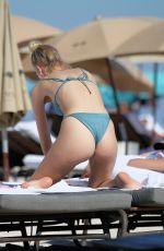 DAPHNE GROENEVELD in Bikini in Miami Beach 12/07/2019