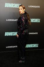 DASCHA POLANCO at Bombshell Premiere in New York 12/16/2019