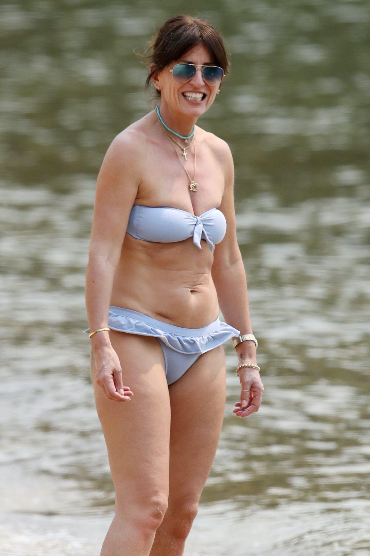 Davina mccall bikini Davina McCall Nude: