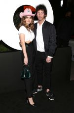 DEBBY RYAN and Josh Dun at 2019 GQ Men of the Year Awards in West Hollywood 12/05/2019