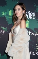 DELILAH HAMLIN at Amfar Generationcure Holiday Party in New York 12/10/2019