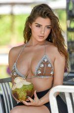 DEMI ROSE MAWBY in Bikini at Baba Beach Club in Phuket 12/02/2019