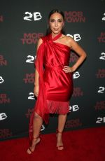 DIANA MADISON at Mob Town Premiere in Los Angeles 12/13/2019
