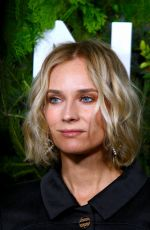 DIANE KRUGER at Chanel No. 5 In the Snow Party in New york 12/10/2019