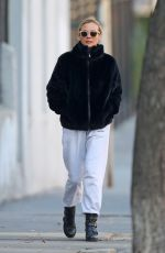 DIANE KRUGER Out Shopping in New York 12/18/2019