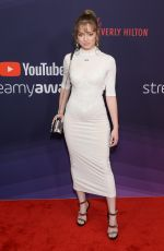 DYTTO at 9th Annual Streamy Awards in Beverly Hills 12/13/2019