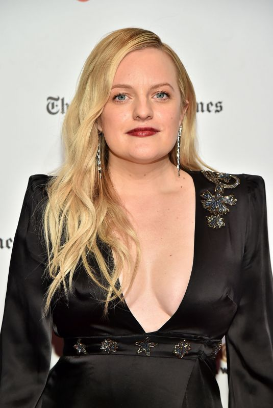 ELISABETH MOSS at 29th Annual Gotham Independent Film Awards in New York 12/02/2019