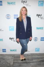 ELISABETH ROHM at Stars Shop Small for Weho on Small Business Saturday in West Hollywood 11/30/2019