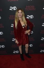 ELIZABETH DAILY at Mob Town Premiere in Los Angeles 12/13/2019