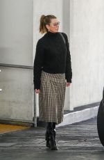 ELLEN POMPEO and Chris Ivery at E Baldi in Beverly Hills 12/11/2019
