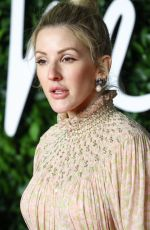 ELLIE GOULDING at Fashion Awards 2019 in London 12/02/2019