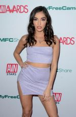 EMILY WILLIS at AVN Awards Nominations Announcement in Hollywood 11/21/2019