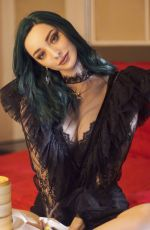 EMMA DUMONT in FHM Magazine, China February 2019