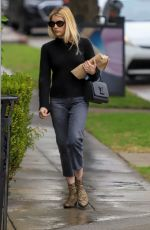 EMMA ROBERTS Out and About in Los Angeles 12/06/2019
