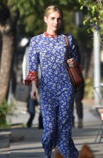 EMMA ROBERTS Out and About in Los Feliz 12/13/2019