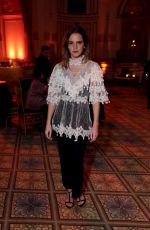 EMMA WATSON at Little Women Premiere After-party in New York 12/07/2019