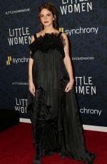 EMMA WATSON at Little Women Premiere in New York 12/07/2019