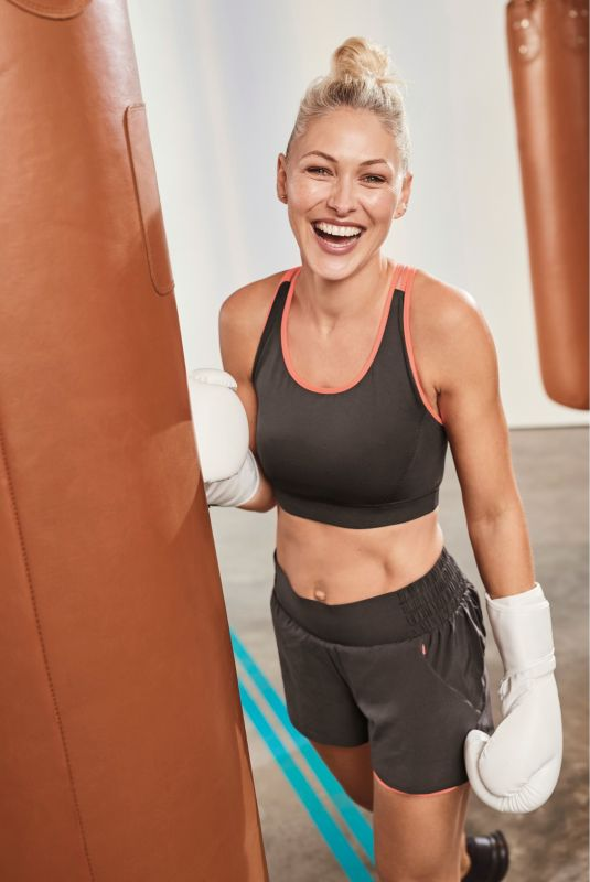 EMMA WILLIS for Sportswear Collection with Next 2019