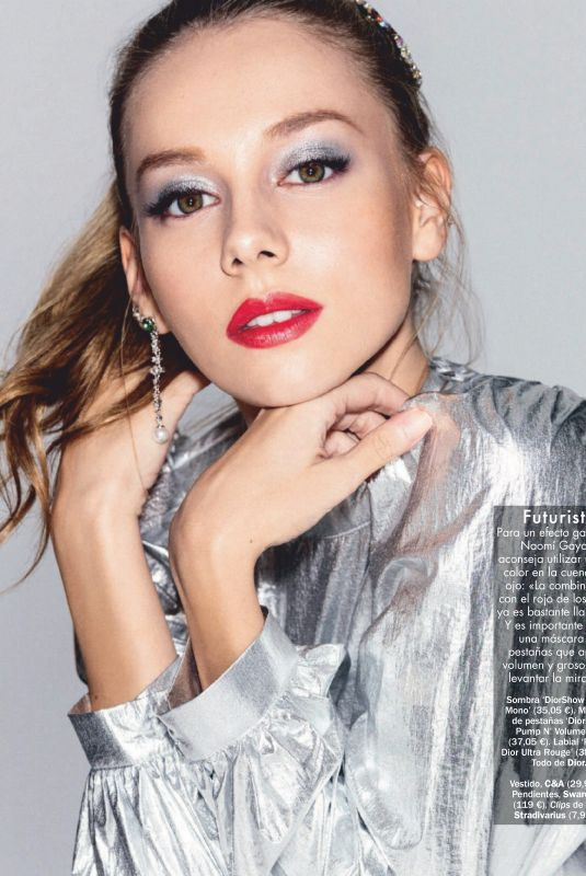 ESTER EXPOSITO in Cosmopolitan Magazine, Spain January 2020