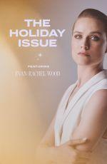 EVAN RACHEL WOOD in Bustle Magazine, The Holliday Issue