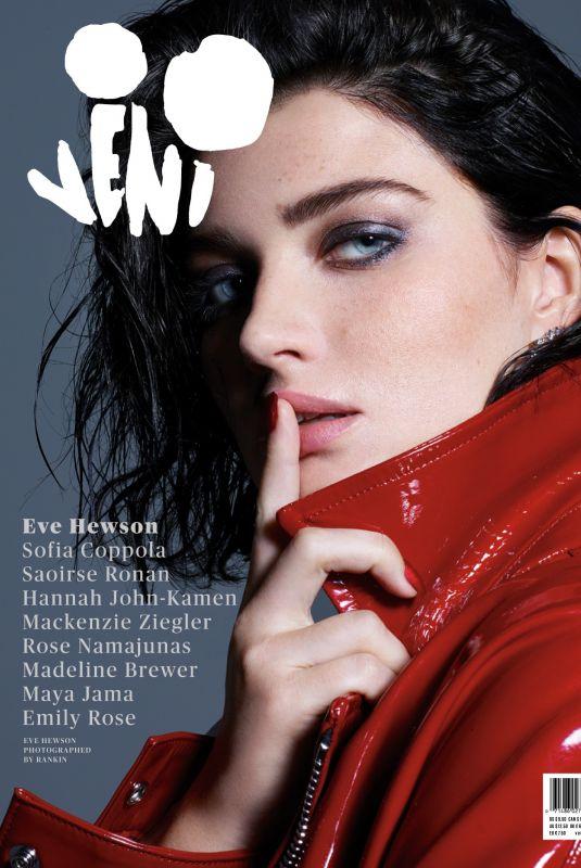 EVE HEWSON in Veni Magazine, October 2019