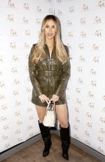 FERNE MCCANN at Rox Official Launch in London 12/11/2019