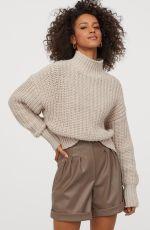 FLORA CARTER for H&M, December 2019