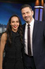 FRANCESCA HAYWARD at Jimmy Kimmel Live 12/05/2019