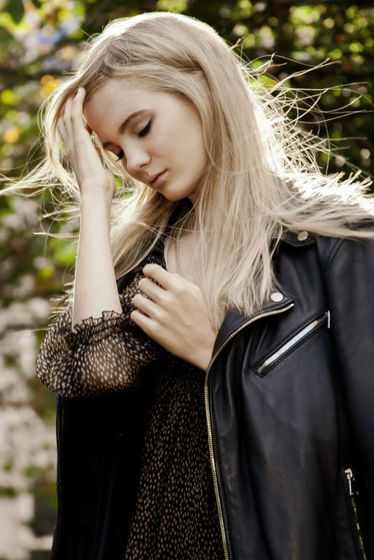 FREYA ALLAN at a Photoshoot, November 2019